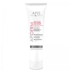 APIS APIDERM atstatantis ir maitinantis kojų balzamas po chemoterapijos ir radioterapijos 100 ml
