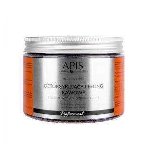 APIS detoksikuojantis pilingas su kavos ir apelsinų aromatu 300g