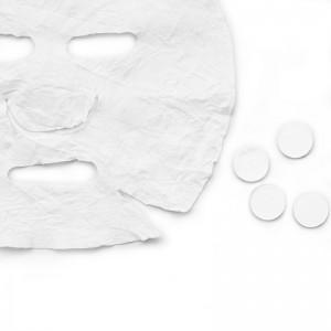 Vienkartinė neaustinė kaukė, supresuota, 10vnt.