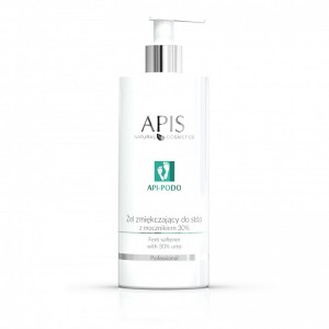 APIS Api-Podo minkštinamasis pėdų gelis su karbamidu 30% 500ml