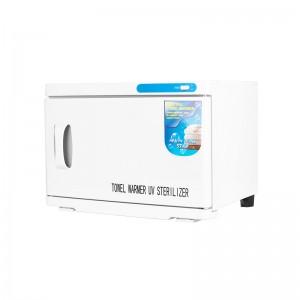 Rankšluosčių šildytuvas su UV sterilizatoriumi 16l Baltas