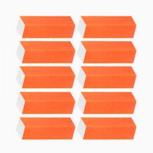 Nagų blokelis oranžinis, 10 VNT. KLR