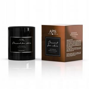 APIS natūrali sojų žvakė 220g