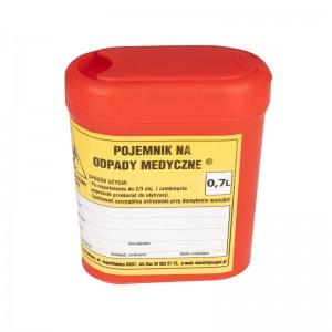 Medicininių atliekų konteineris