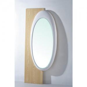 Kirpyklos konsolė - veidrodis ALBA BD-5009