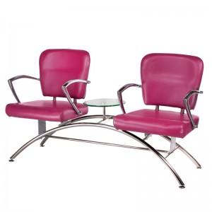 Laukiamojo kėdė LIVIO BD-6709(1003) Violetinė