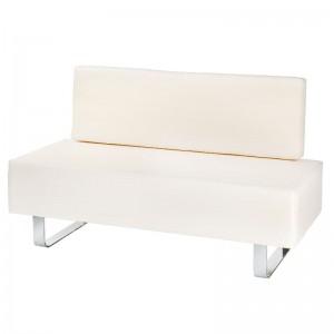 Kirpyklos laukiamojo sofa Messina BD-6713 Kreminė