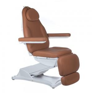 Elektrinė kosmetologinė kėdė - lova MODENA BD-8194 Ruda