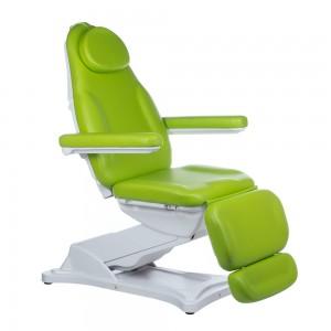 Elektrinė kosmetologinė lova MODENA BD-8194 Žalia