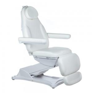 Elektrinė kosmetologinė kėdė - lova MODENA BD-8194 Balta