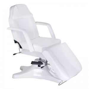 Hidraulinė kosmetologinė kėdė - lova BD-8222 Balta