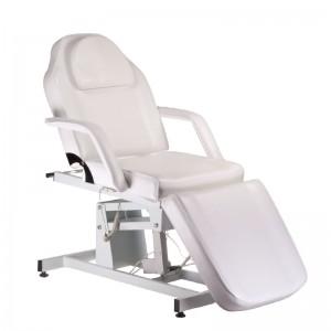 Elektrinė kosmetologinė kėdė - lova BD-8251 Balta
