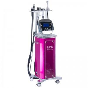 Beadatinis riebalų nusiurbimas, Masažas + Fototerapija + RF + Mezoterapija BR-823