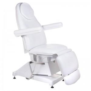 Elektrinė kosmetologinė kėdė - lova AMALFI BT-158 Balta