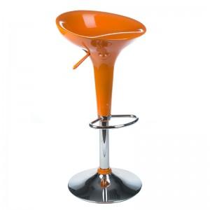 Baro kėdė BX-1002 Oranžinė