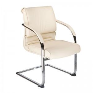 Kliento kėdė CorpoComfort BX-3339B Kreminė