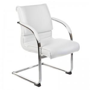 Kliento kėdė CorpoComfort BX-3339B Balta