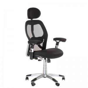 Kliento kėdė CorpoComfort BX-4144 Juoda