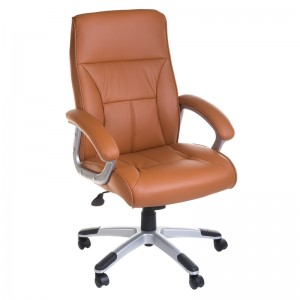 Kliento kėdė CorpoComfort BX-5085B Ruda