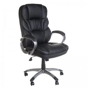 Kliento kėdė CorpoComfort BX-5096 Juoda