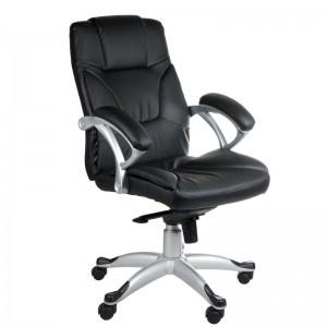 Kliento kėdė CorpoComfort BX-5786 Juoda