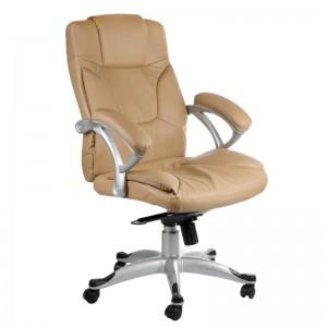 Kliento kėdė CorpoComfort BX-5786 Kreminė