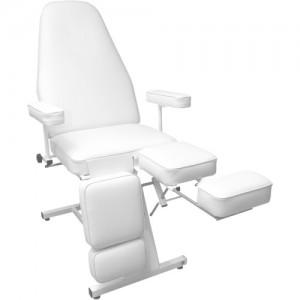 Elektrinė kosmetologinė kėdė - lova pedikiūrui  FE102 BIS