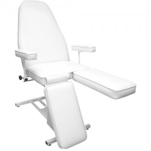Elektrinė kosmetologinė kėdė - lova pedikiūrui  FE602