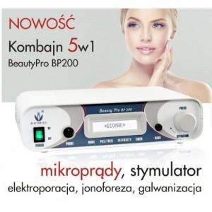 Grožio kombainas 5 in 1 Beauty Pro BP200