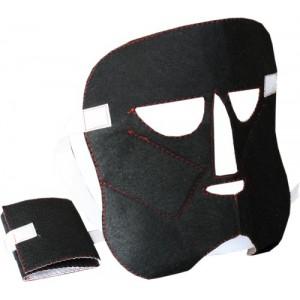 Jontoforezės kaukė ir juosta - su elektrodais